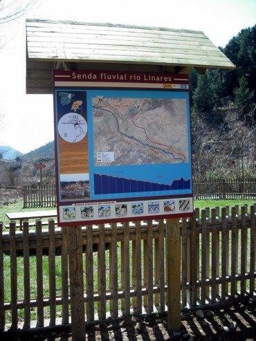Finalizan los trabajos de acondicionamiento de la nueva senda fluvial del Río Linares