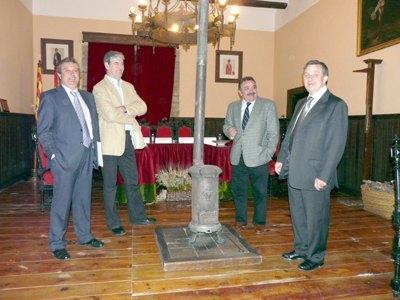 Linares de mora la oficina del consumidor de rubielos ya for Oficina del consumidor albacete