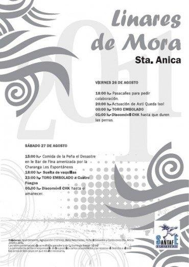 Fiestas de Santa Anica 2011