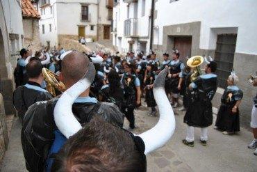 Fiestas 2011 – Peña El Desastre y vaquillas día 26 (álbum)