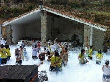 Fiestas 2011 – Fiesta de la espuma y varias (álbum)