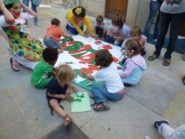 Fiestas 2012 – Juegos infantiles y otros actos del día 24 (álbum)