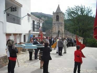 Santa Quiteria 2012 en Castelvispal (álbum)