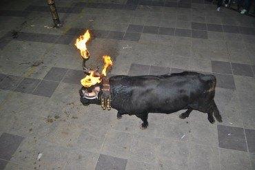 Fiestas 2011 – Toro y verbena del día 24 de julio (álbum)