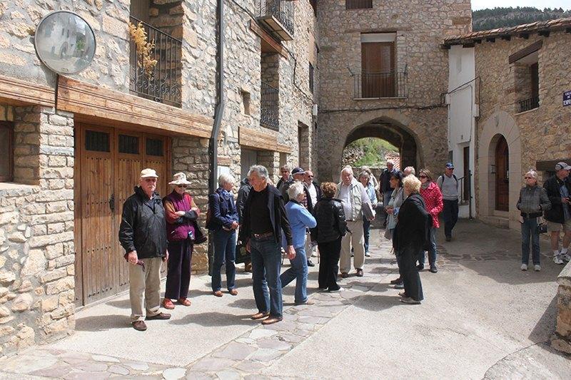 Los ingleses de Jávea descubren Linares