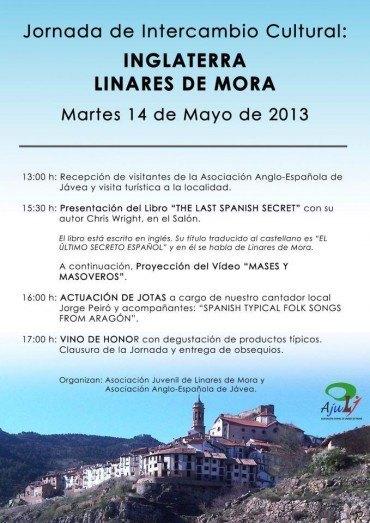 Jornada de Intercambio Cultural: Inglaterra – Linares de Mora