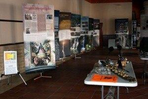 Una de las exposiciones de la Semana Cultural 2012