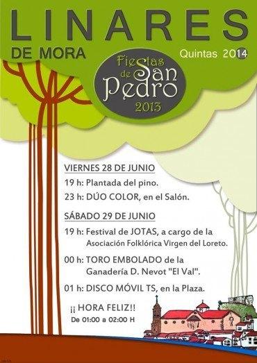 Fiesta de San Pedro 2013