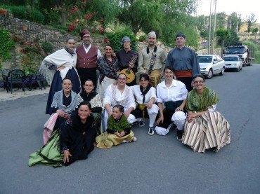 Imágenes de la ronda de las fiestas de San Pedro