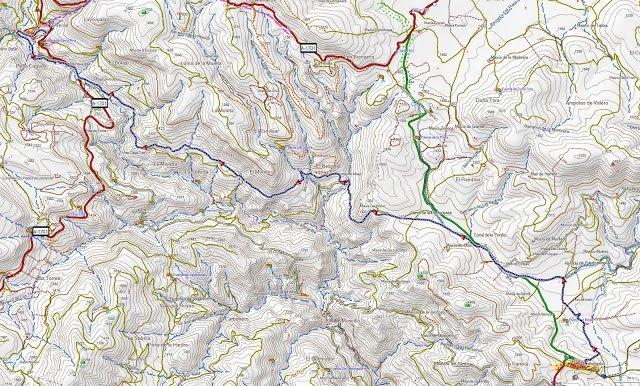 Ruta Puertomingalvo - Linares de Mora