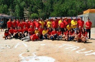 Nuevas imágenes de la fiesta de la Asociación Taurina 2013