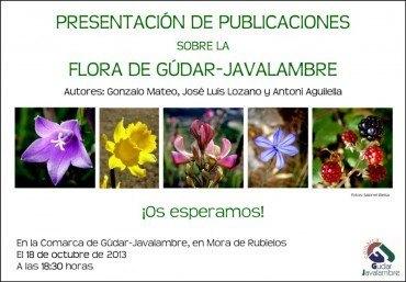 Publicaciones sobre la flora de Gúdar-Javalambre