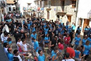 Chóferes y Rebotadas 2013 (en la Plaza)