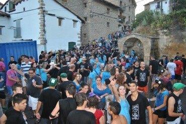 Fiesta de la Espuma (Chóferes y Rebotadas 2013)