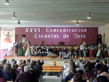 Fotos de la XXVI Concentración de Escuelas de Jota