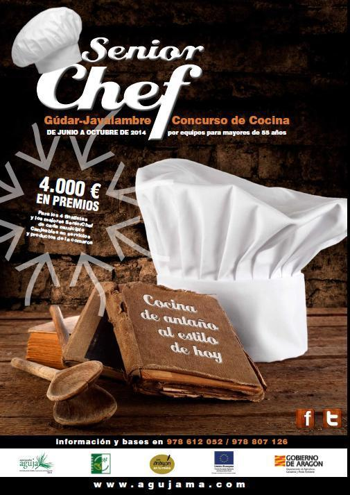 I Concurso de Cocina Senior Chef