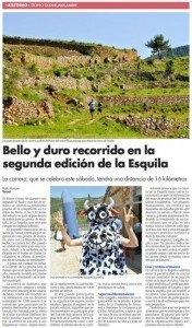 Reportaje previo a La Esquila 2014