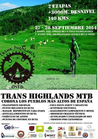 Trans Highlands MTB 2014