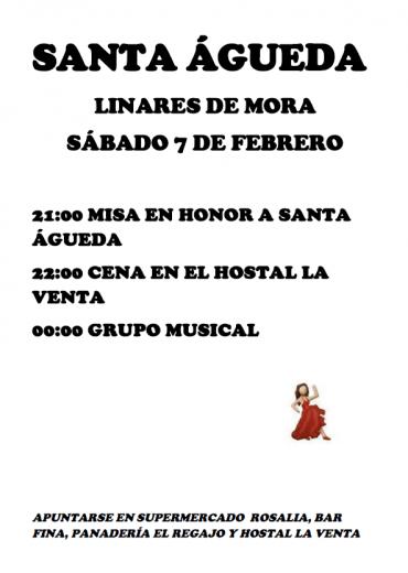 Fiesta de Santa Águeda 2015