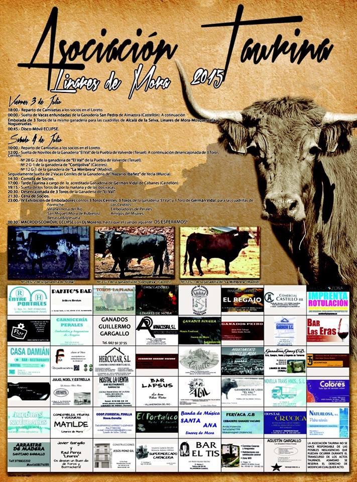 Fiesta de la Asociación Taurina 2015