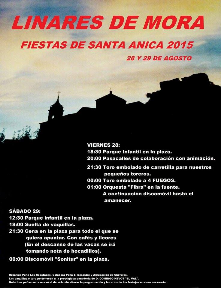 Santa Anica 2015