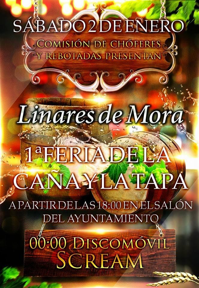 Feria de la Caña y Tapa de Linares de Mora