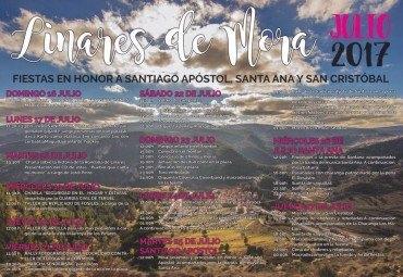 Fiestas patronales de Linares de Mora 2017